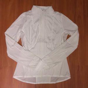 Lululemon White Jacket